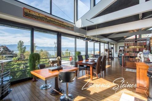 Luxus-Liegenschaft zu verkaufen CHENS SUR LEMAN, 290 m², 3 Schlafzimmer, 2500000€