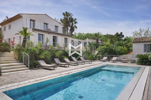 Villa de luxe à vendre SAINT TROPEZ, 500 m², 8 Chambres