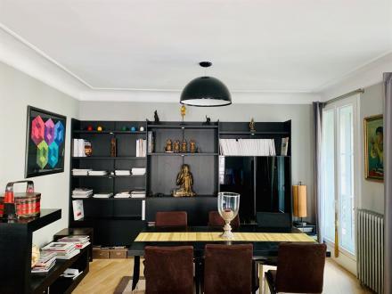 Квартира класса люкс на продажу  Париж 6ой, 88 м², 3 Спальни, 1390000€