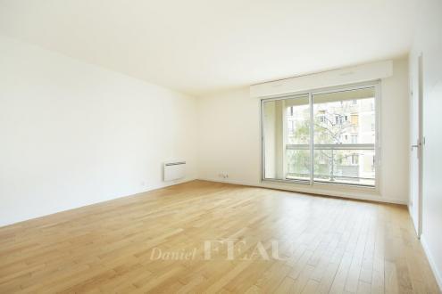 Luxus-Wohnung zu vermieten PARIS 16E, 73 m², 2 Schlafzimmer, 2160€/monat