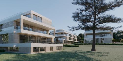 Luxus-Wohnung zu verkaufen Cologny, 3950000CHF