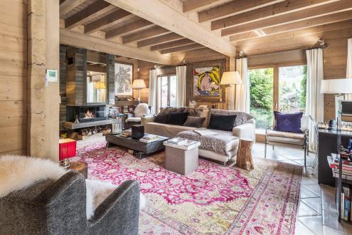 Luxe Landhuis te koop MEGEVE, 155 m², 4 Slaapkamers, 1550000€
