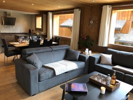 Luxus-Wohnung zu vermieten MERIBEL LES ALLUES, 78 m², 2 Schlafzimmer,