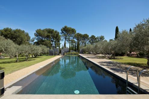 Luxury House for rent SAINT REMY DE PROVENCE, 400 m², 7 Bedrooms,