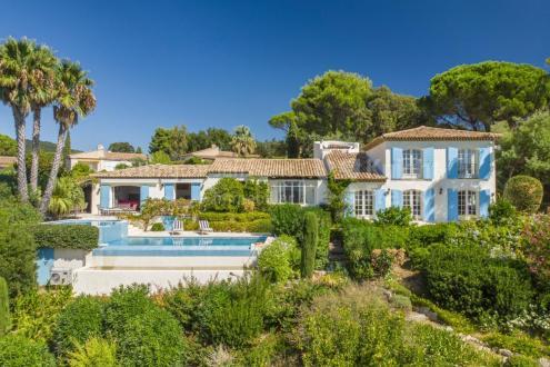 Villa de luxe à vendre GRIMAUD, 258 m², 4 Chambres, 1995000€