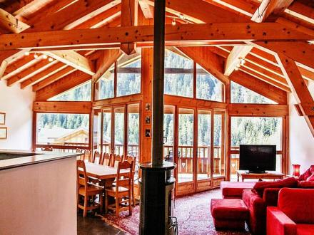 Luxury Chalet for sale PEISEY NANCROIX, 298 m², 6 Bedrooms, €695000