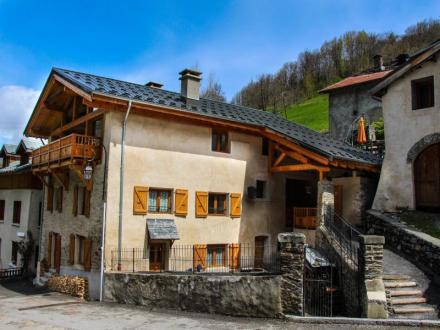 Luxus-Chalet zu verkaufen PEISEY NANCROIX, 298 m², 6 Schlafzimmer, 695000€