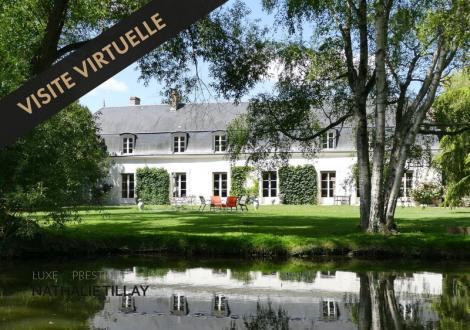 Maison de luxe à vendre ORLEANS, 483 m², 8 Chambres, 1350000€