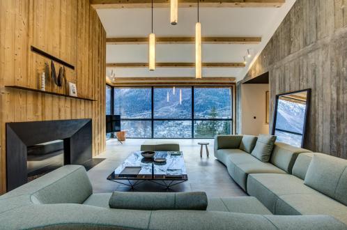 Chalet de luxe à louer CHAMONIX MONT BLANC, 1 m²,