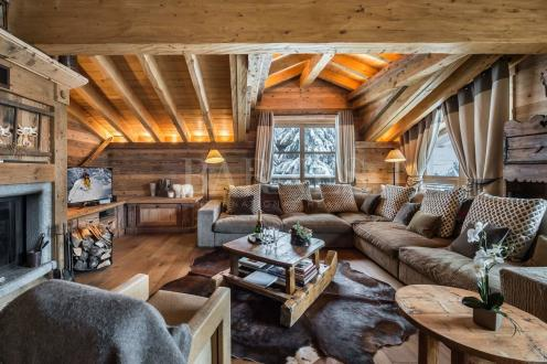Luxury Apartment for rent COURCHEVEL, 5 Bedrooms,
