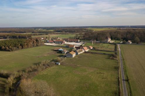 Luxury Farm for sale LE CHATELET EN BRIE, 8250000 m², €12600000