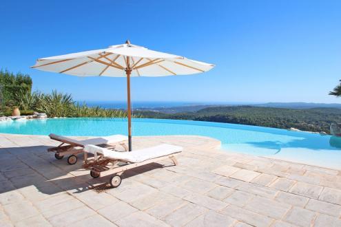 Villa de luxe à vendre VENCE, 290 m², 5 Chambres, 3490000€