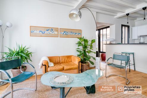 Luxus-Wohnung zu verkaufen BORDEAUX, 72 m², 2 Schlafzimmer, 595000€