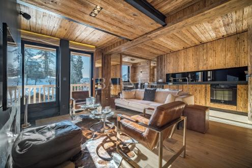 Luxury Apartment for sale MEGEVE, 73 m², 3 Bedrooms, € 1 250 000