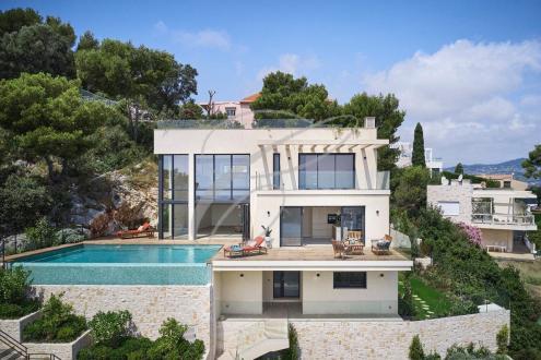 Villa de luxe à vendre VILLEFRANCHE SUR MER, 310 m², 5 Chambres, 6300000€