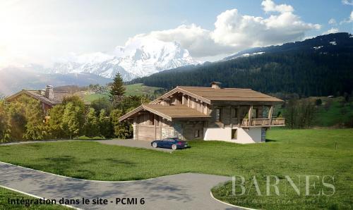 Chalet de luxe à vendre COMBLOUX, 310 m², 5 Chambres, 3990000€
