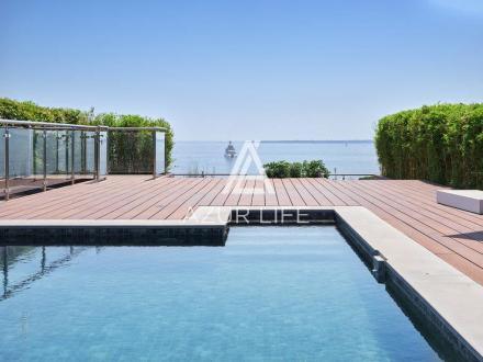 Luxus-Wohnung zu verkaufen ANTIBES, 4 Schlafzimmer, 4500000€