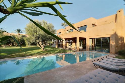 Villa de luxe à vendre MARRAKECH, 450 m², 4 Chambres, 860000€