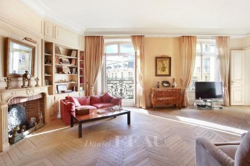 Квартира класса люкс на продажу  Париж 16ый, 142 м², 2 Спальни, 2190000€