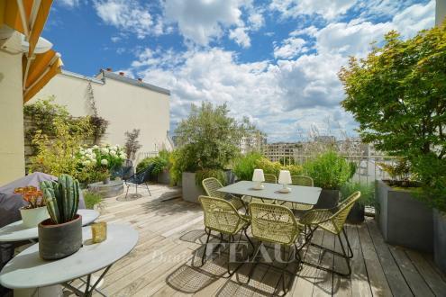 Appartement de luxe à vendre PARIS 16E, 61 m², 2 Chambres, 1450000€