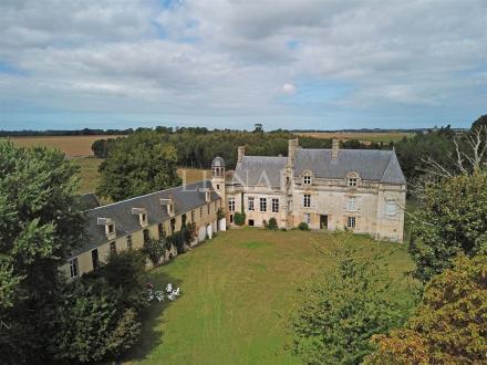 Château / Manoir de luxe à vendre CAEN, 1150 m², 5 Chambres, 1700000€