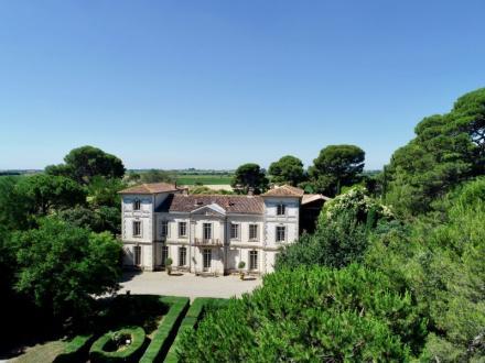 Luxus-Schloss / Herrenhaus zu verkaufen PEZENAS, 501 m², 8 Schlafzimmer, 1580000€