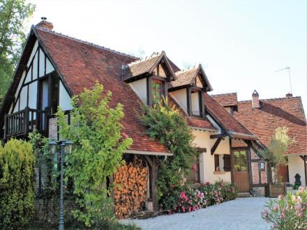 Villa de luxe à vendre SAINT AIGNAN, 258 m², 5 Chambres, 530000€