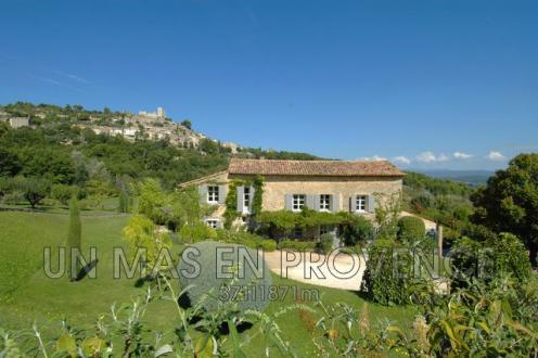 Luxury House for rent LACOSTE, 5 Bedrooms,