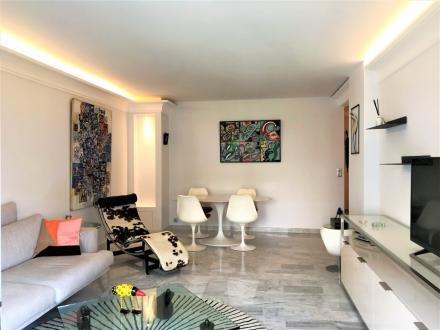 Luxus-Wohnung zu vermieten CANNES, 79 m², 2 Schlafzimmer,