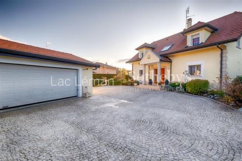 Luxus-Villa zu verkaufen VEIGY FONCENEX, 274 m², 4 Schlafzimmer, 1575000€