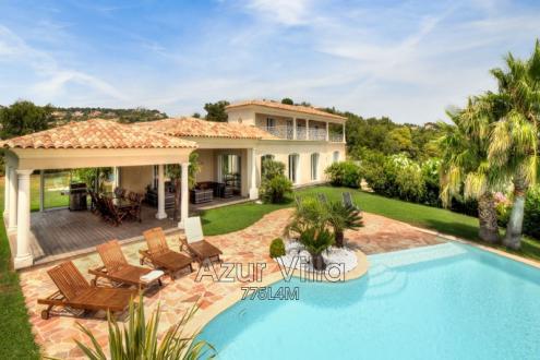 Maison de luxe à louer SAINTE MAXIME, 550 m², 6 Chambres,