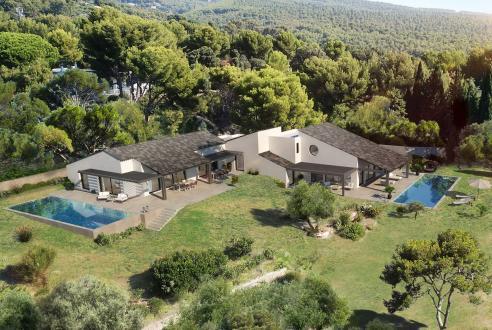 Luxus-Wohnung zu verkaufen LA CIOTAT, 97 m², 2 Schlafzimmer, 795000€