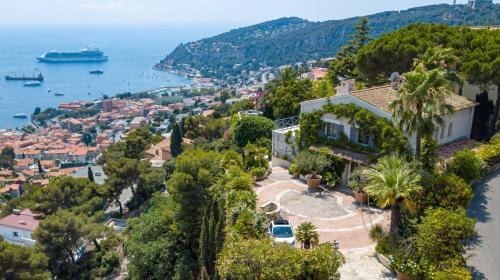Villa de luxe à vendre VILLEFRANCHE SUR MER, 215 m², 5 Chambres, 5300000€