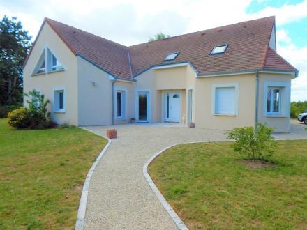 Maison de luxe à vendre MAREAU AUX PRES, 255 m², 4 Chambres, 628000€