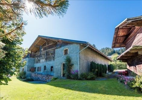 Luxus-Farm zu verkaufen MEGEVE, 348 m², 3150000€