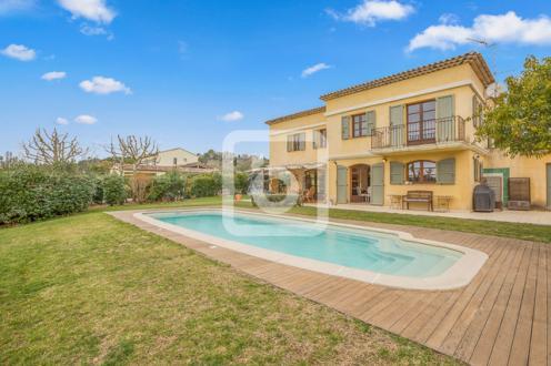 Luxury Villa for sale VALBONNE, 202 m², 4 Bedrooms, €1490000