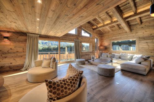 Luxus-Chalet zu verkaufen MEGEVE, 400 m², 6 Schlafzimmer