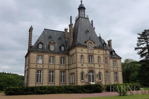 Château / Manoir de luxe à vendre LE MANS, 1200 m², 15 Chambres, 2385000€