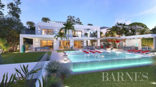 Luxus-Villa zu verkaufen Spanien, 4184000€