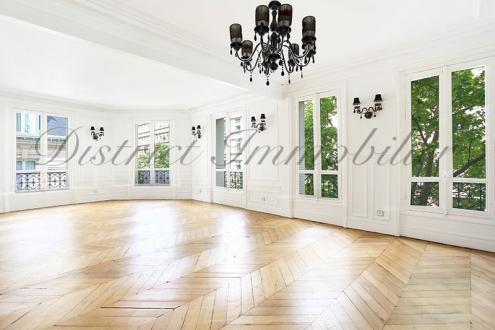Appartamento di lusso in affito PARIS 16E, 115 m², 2 Camere, 4200€/mese