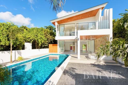 Luxus-Villa zu verkaufen Thailand, 250 m², 3 Schlafzimmer, 9950000€