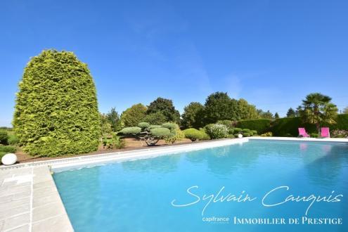 Maison de luxe à vendre SULLY SUR LOIRE, 388 m², 5 Chambres, 750000€