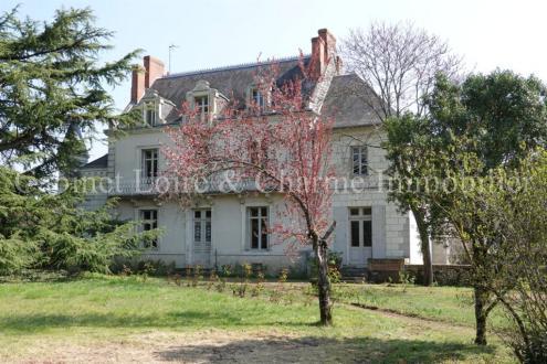 Дом класса люкс на продажу  Блуа, 320 м², 8 Спальни, 689700€