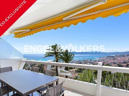Квартира класса люкс на продажу  Канны, 81 м², 2 Спальни, 795000€