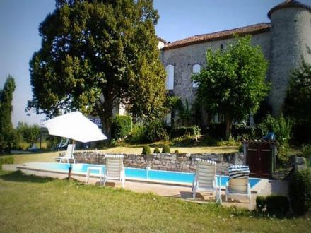 Château / Manoir de luxe à vendre VILLENEUVE SUR LOT, 450 m², 11 Chambres, 562860€