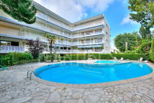 Luxus-Wohnung zu verkaufen CAP D'ANTIBES, 80 m², 2 Schlafzimmer, 895000€