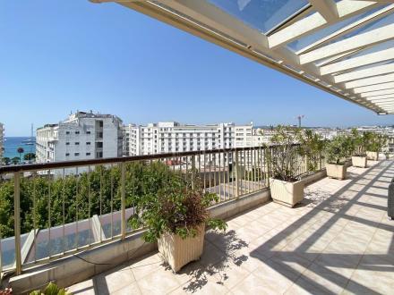 Luxe Appartement te koop CANNES, 112 m², 3 Slaapkamers, 1365000€