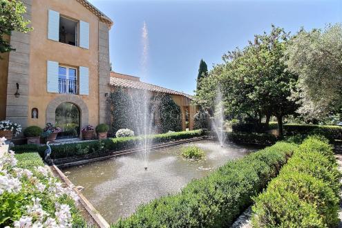Maison de luxe à louer AIX EN PROVENCE, 450 m², 7 Chambres,