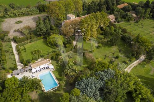 Luxury Property for sale RAPHELE LES ARLES, 1000 m², 13 Bedrooms, €2970000