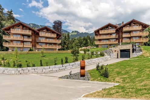 Luxury Apartment for sale Villars-sur-Ollon, 168 m², 3 Bedrooms, CHF2750000